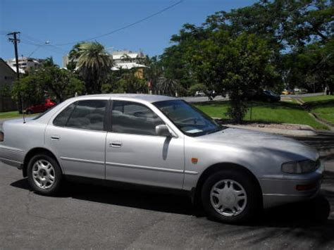 how to sell used cars 1994 toyota camry free book repair manuals 1994 used toyota camry sedan car sales cairns qld excellent 2 700