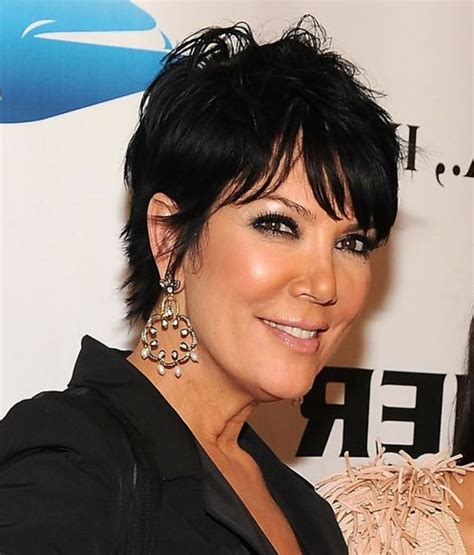back of chris jenner s hair 17 best images about hair on pinterest pixie hairstyles