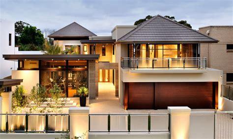 contemporary home modern house australia asian
