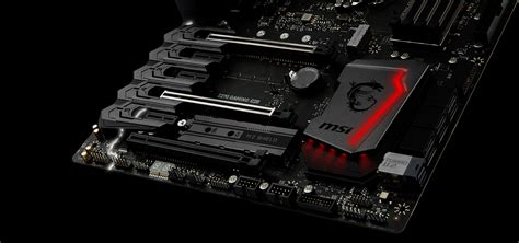Msi Z370 Gaming M5 Intel Lga1151 Coffee Lake Mainboard Motherboard msi z370 godlike gaming and z370 a pro motherboards leak out