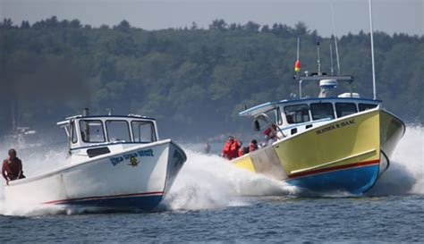 boat show maine 2017 maine s lobster boat races start soon national fisherman