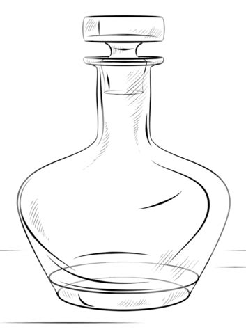 printable coloring pages of a water bottle coloring pages