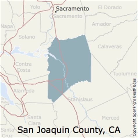 best places to live in san joaquin county california