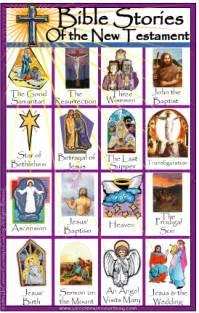Christian bingo games bible bingo games