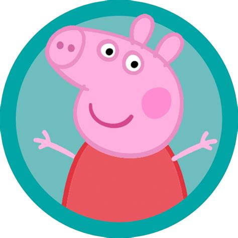 puppy pig peppa pig official channel