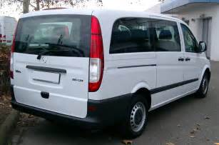 Mercedes Vito Specifications Mercedes Vito 115 2005 Auto Images And Specification