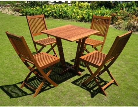 Wooden Patio Furniture Sets Wood Patio Furniture Sets At The Galleria