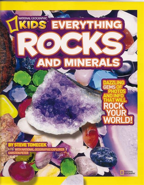 the rocks books everything rocks and minerals a book by steve quot the