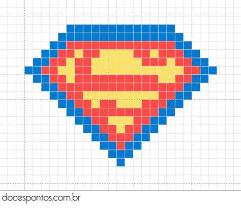 pattern superman logo game of thrones jon snow and ghost pixel art desenho