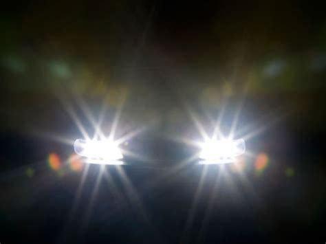 Do You Like To Lights by Use This Age Method To Bounce Blinding High Beam