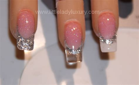 find me a nail salon little lady luxury silver nails series
