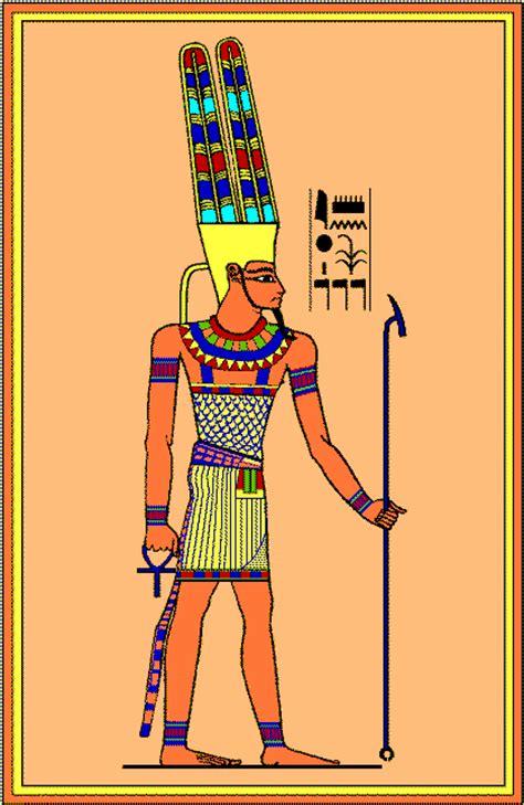 il dio egizio con testa di sciacallo la religione gli dei