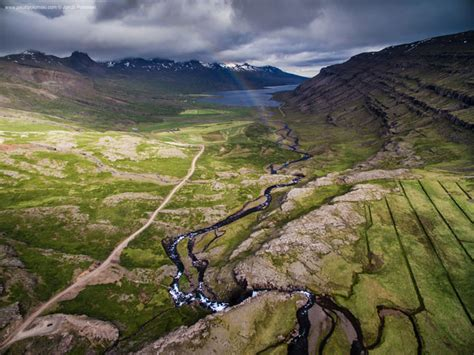 Landscape Photography Drone Iceland S Epic Landscapes From A Drone S Eye View