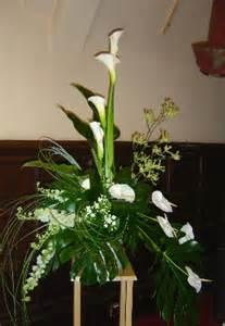 Pedestal Flower Arrangements Modern Pedestal Arrangement Elizabeths The Florists