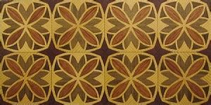 Greater Drubbered Wintwock Wood Marquetry Kit Art