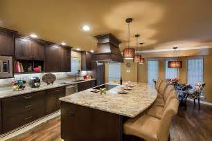 Kitchens With Dark Cabinets And Light Countertops 52 dark kitchens with dark wood and black kitchen cabinets