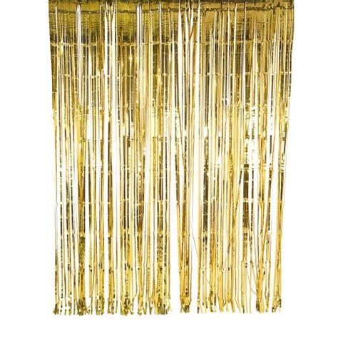 foil curtain metallic foil curtain