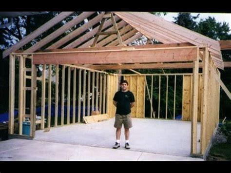 building    garage  save money steps
