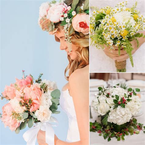 The Best Wedding Flowers For Every Season   POPSUGAR Home