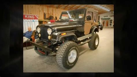 1977 Jeep Cj5 For Sale 1977 Jeep Cj5 Golden Eagle For Sale