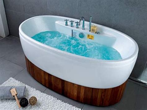 free standing jetted bathtub freestanding bathtubs with jets