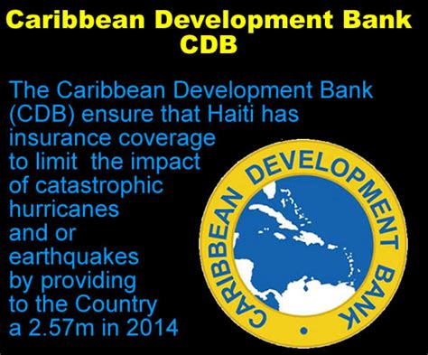 caribbean development bank caribbean development bank cdb haiti catastrophe