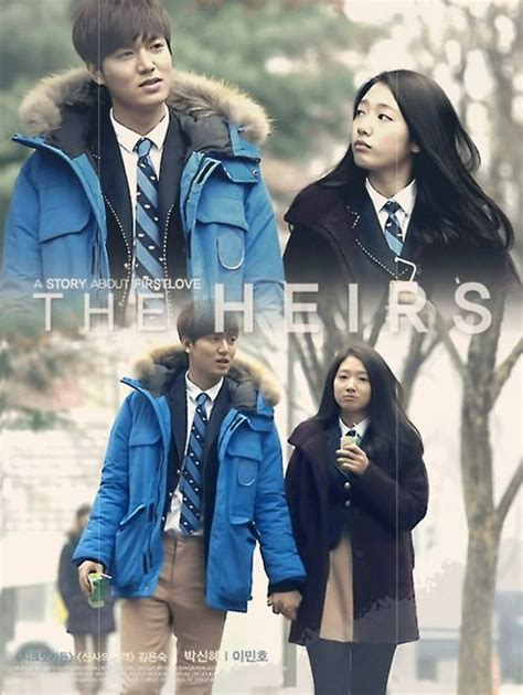 film lee min ho park shin hye 48 best images about the heirs on pinterest review