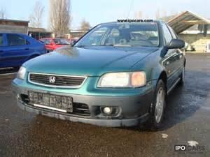 1996 honda civic 1 5i car photo and specs