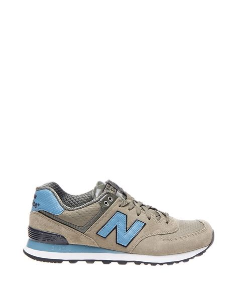 Nb 574 Encap new balance schoenen nb encap 574 green blue