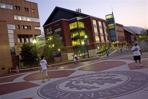 Of Connecticut School Of Business Mba by Srinivasan Supports Uconn Next Generation Plan