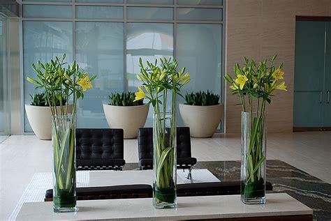 Just Home Decor Corporate Floral Arrangements By Lilium Floral Design