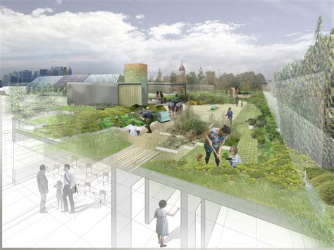 green roof architecture architecture clipgoo