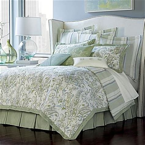 jcpenney bedroom set cindy crawford style 174 laguna paisley comforter set