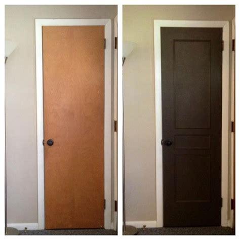 coat closet door makeover coat closet makeover