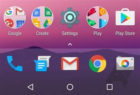 Launcher App Drawer Icon by Get The New Nexus Launcher Look With This Simple