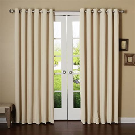 wide width grommet curtains best home fashion thermal blackout curtain with wide width