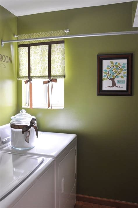 laundry room hanging rod laundry room hanging rod maybe use a tension rod instead ideas things for the home