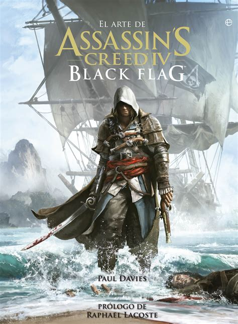 libro assassins creed iv black el arte de assassin s creed iv cat 225 logo www esferalibros com