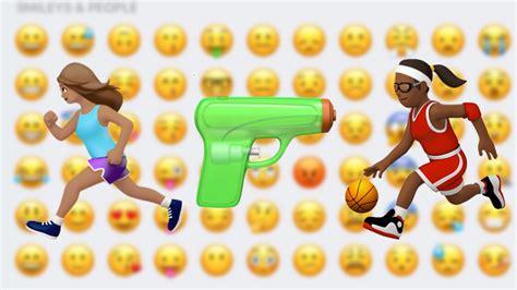 emoji ios 10 apple incluir 225 m 225 s de 100 nuevos emojis en ios 10 y mayor