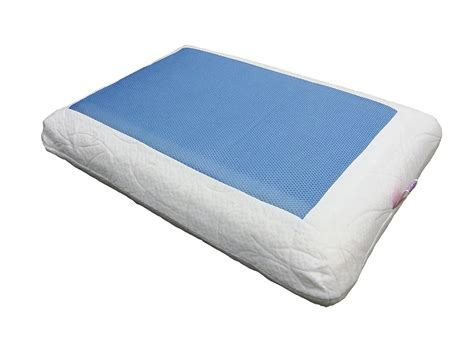 What Is A Memory Foam Pillow by Gel Memory Foam Pillows Hide Sleep