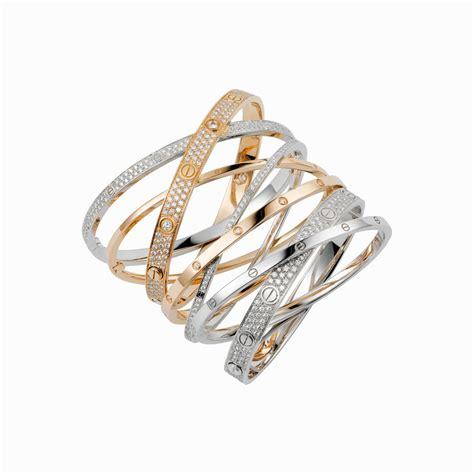 Cartier Love bracelets: why women are still head over heels   The Jewellery Editor