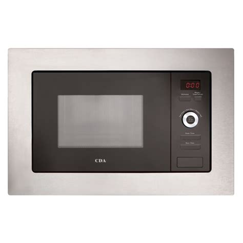 VM550SS   Wall unit microwave oven   CDA Appliances   Built for your life