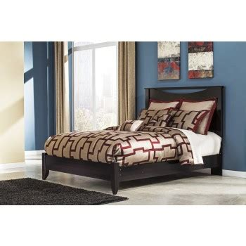 ffo beds zanbury king panel footboard w rails b217 56