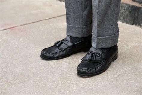 tassel loafers style the return of the kiltie tassel loafer he spoke style