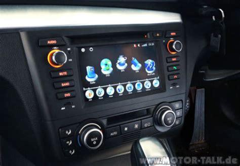 Bmw 1er Cabrio Radio Ausbauen by Kaufberatung Touchscreen Radio Navi Bmw 1er E81 E82
