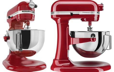 *HOT* $199.99 (Reg $500) KitchenAid 5qt Plus Stand Mixer   FREE Shipping
