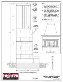 Fireplace Plans Outdoor Fireplace Plans Outdoor Decorating Ideas