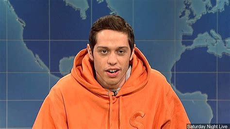 pete davidson rap snl snl s pete davidson attempted suicide after father s death