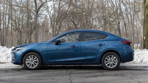 mazda 3 sedan driven 2017 mazda3 sedan 2 0 g120 autoevolution