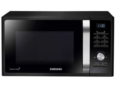 Micro Ondes Grill by Micro Ondes Grill Samsung Mg28f303tfk Ef Samsung Vente